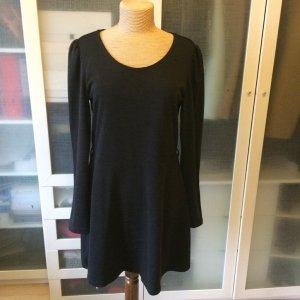 ZARA KNIT Langarm Kleid Gr. L Wolle top