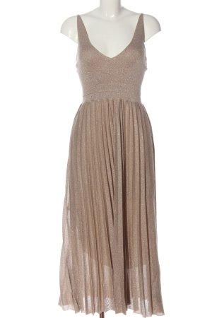 Zara Knit Midikleid pink Elegant