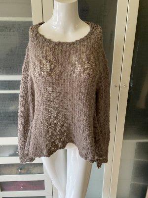 Zara Knit Oversize Pullover Gr M top