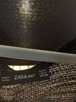 Zara knit pullover schwarz Strick