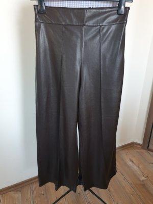 Zara Culottes dark brown
