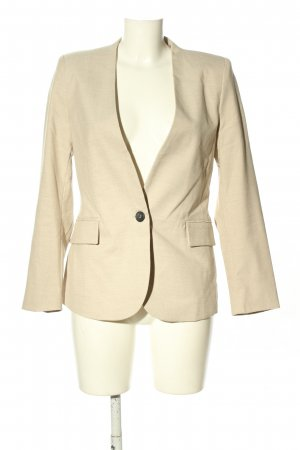 Zara Kurz-Blazer wollweiß Business-Look