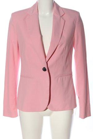 Zara Short Blazer pink business style