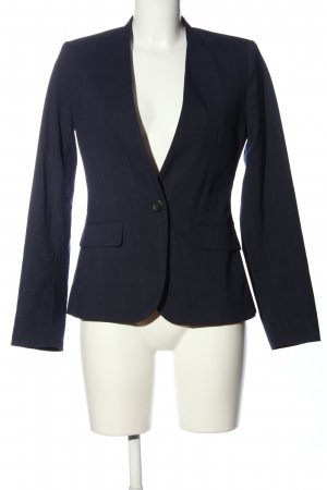 Zara Kurz-Blazer schwarz Business-Look