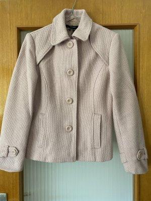 Zara Basic Cappotto corto color oro rosa