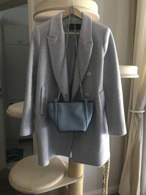 Zara kurz Mantel und Tasche zusammen