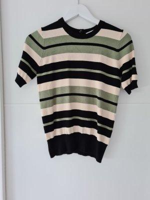 Zara Sweater met korte mouwen veelkleurig