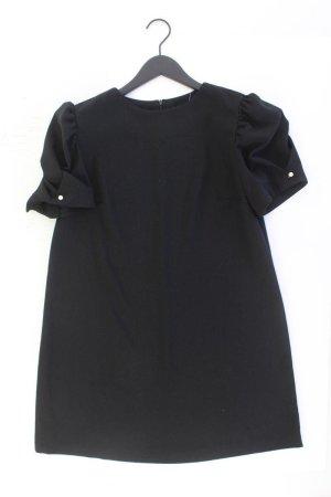 Zara Kurzarmkleid Größe L schwarz