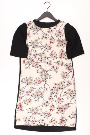 Zara Kurzarmkleid Größe M mehrfarbig aus Polyester
