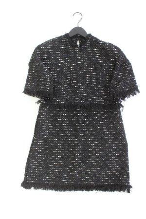 Zara Kurzarmkleid Größe S schwarz