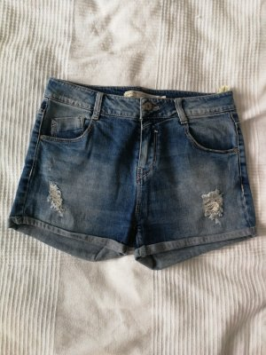 Zara kurze Jeanshose Shorts
