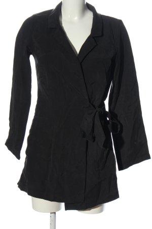 Zara Kurzer Jumpsuit schwarz Elegant