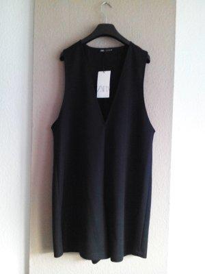 Zara kurzer Jumpsuit in schwarz, Grösse L, neu