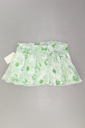 Zara Kurzer Rock Größe S neu mit Etikett Neupreis: 29,9€! grün aus Baumwolle