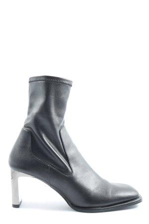 Zara Short Boots black elegant