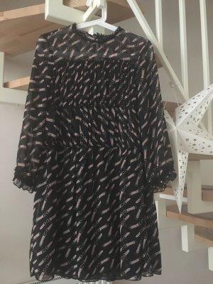 Zara langarm Kleid