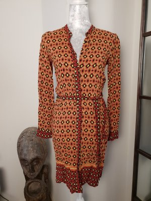 Zara Langarm Kleid XS