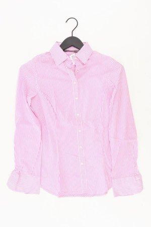 Zara Langarmbluse Größe M pink