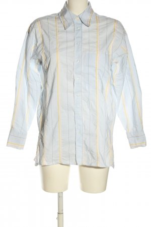 Zara Long Sleeve Shirt allover print business style