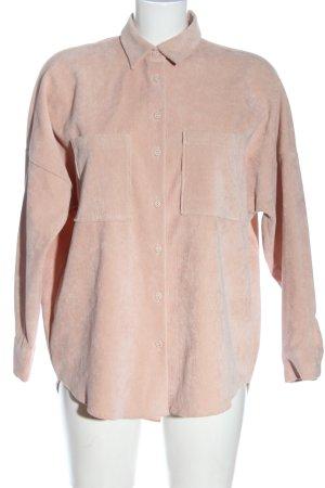Zara Langarmhemd pink Elegant