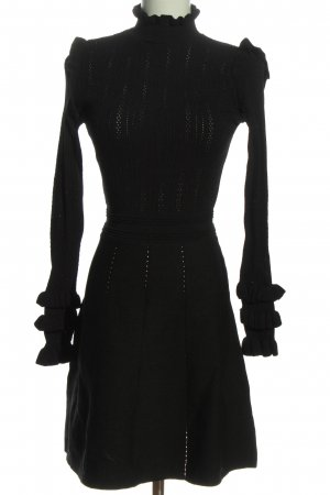 Zara Longsleeve Dress black elegant
