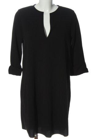 Zara Longsleeve Dress black casual look