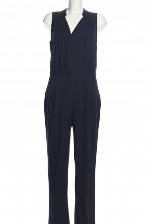 Zara Langer Jumpsuit blau Elegant