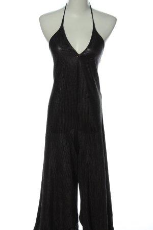 Zara Langer Jumpsuit schwarz Elegant