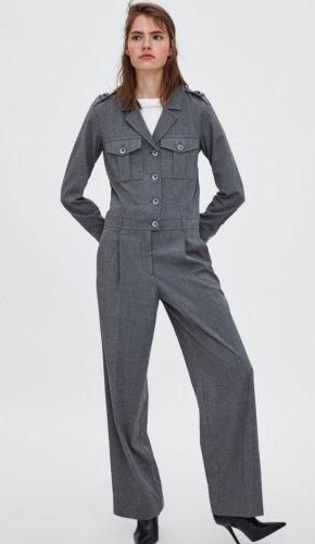 Zara Langer overall mit Taschen XS