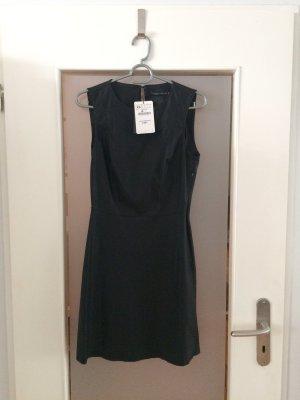 Zara Leder-Imitat Kleid Gr. XS/34 Neu mit Etikett NP 69,99€