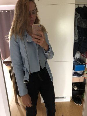 Zara Leder Jacke