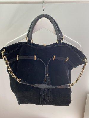Zara Sacoche noir-doré