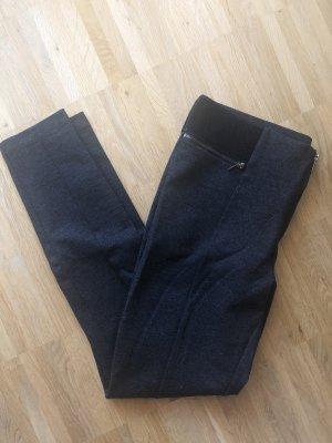 Zara Leggings 40 L neu dunkelgrau