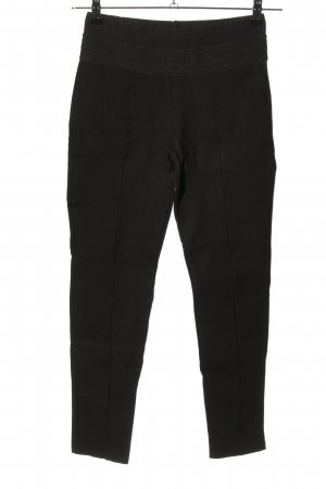 Zara Leggings schwarz Casual-Look