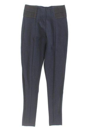 Zara Leggings Größe S blau aus Viskose