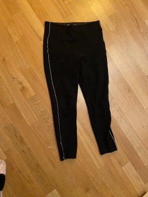 Zara Leggings L 40 schwarz