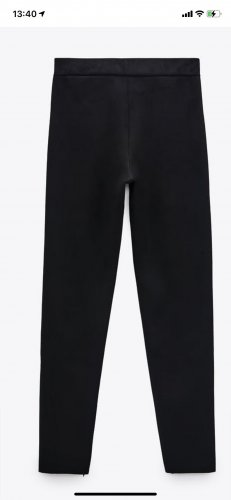 Zara Jeggings nero