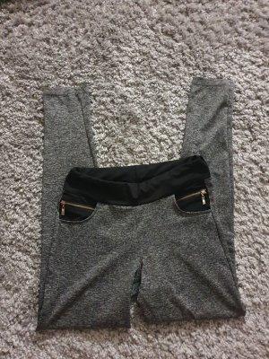Zara Leggings gris