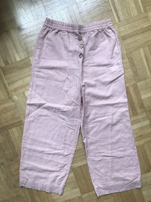Zara Culottes pink-dusky pink