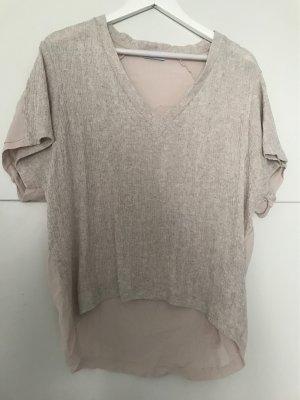 ZARA✨  Leinenoptik Shirt für den Frühling