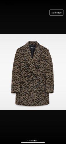 Zara Leoparden Mantel