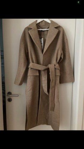 Zara limited Edition Oversize-Mantel camel neu