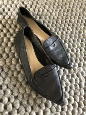 Zara Loafer Leder 39