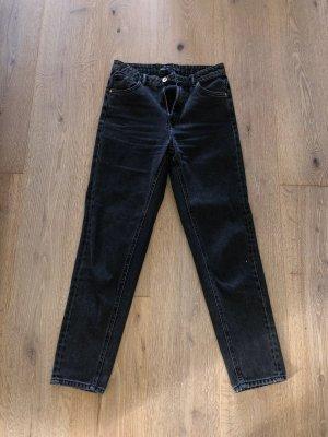 ZARA lockere Boyfriend-Jeans, S