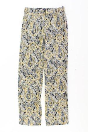 Zara lockere Hose Größe XS mehrfarbig