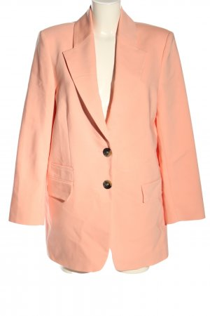 Zara Long-Blazer pink Business-Look