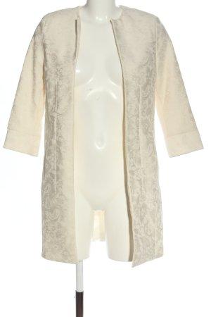 Zara Long-Blazer creme Mustermix Elegant