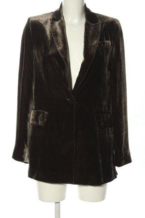 Zara Long-Blazer braun Elegant
