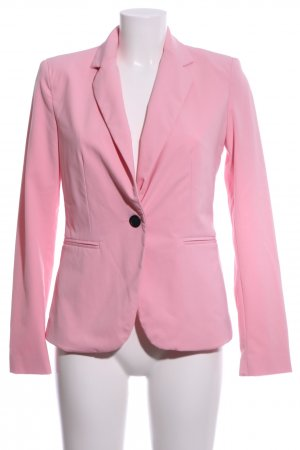 Zara Long-Blazer pink Business-Look