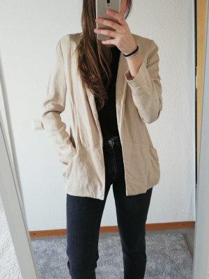 Zara long Blazer beige Gr. M